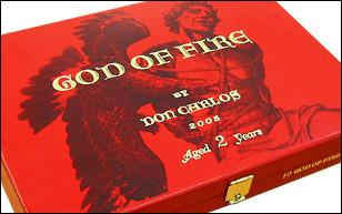 God Of Fire, Don Carlos Robusto