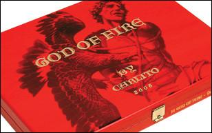 God Of Fire, Carlito Double Robusto