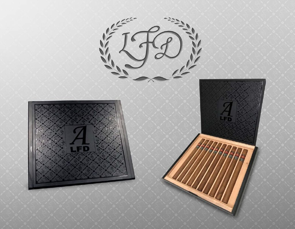 "2018 La Flor Dominicana Ligero ""A"" (Single)"