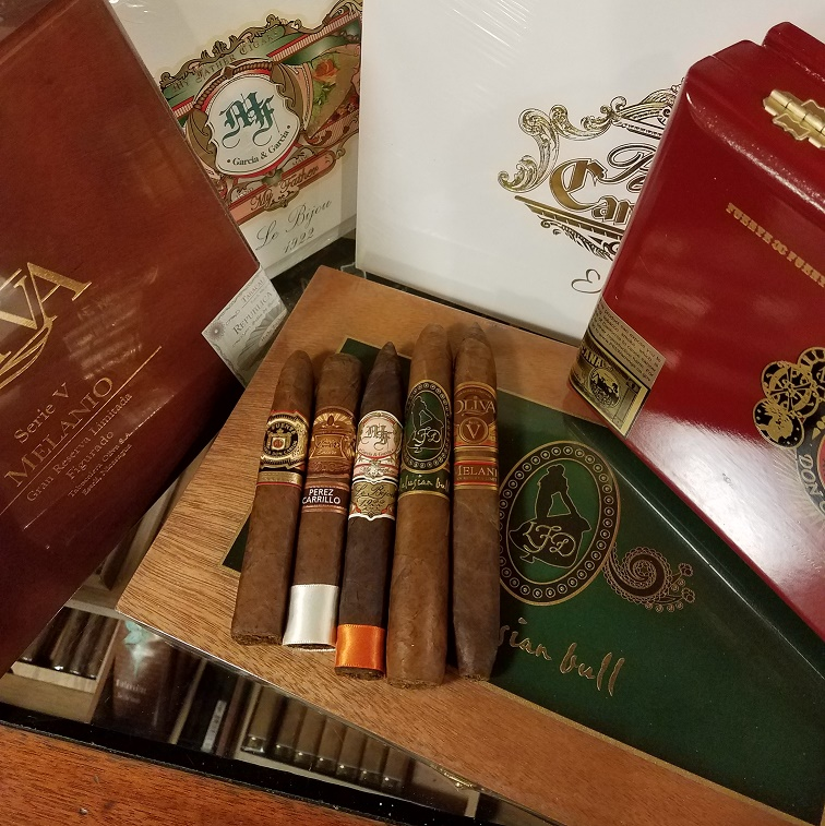 Cigars of the Years Sampler
