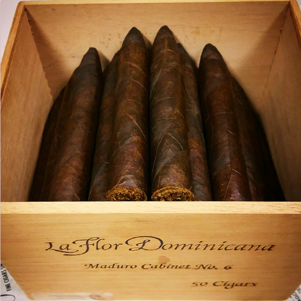 La Flor Dominicana Cabinet Maduro No. 6 (Single)