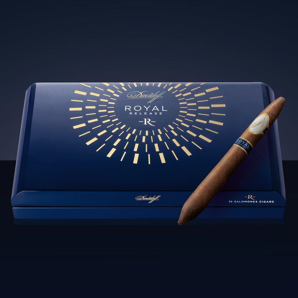 Davidoff Royal Release - Arnold's Tobacco Shop