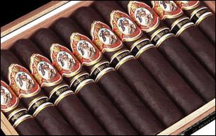 God Of Fire, Serie B Robusto Gordo