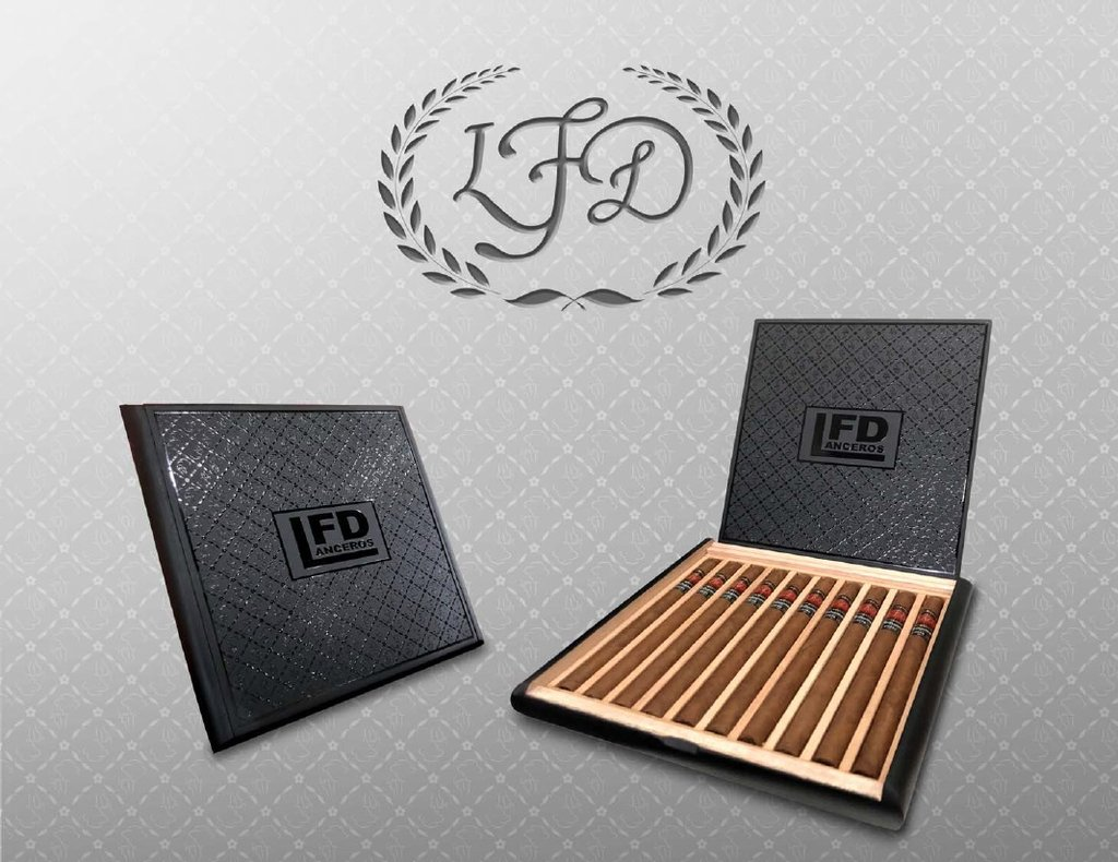 2018 La Flor Dominicana Ligero Lancero (Single)